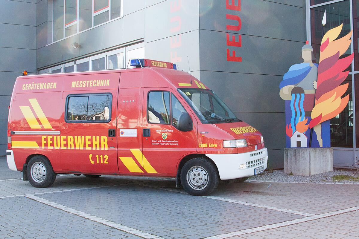 CBRN Erkw: CBRN Erkundungswagen