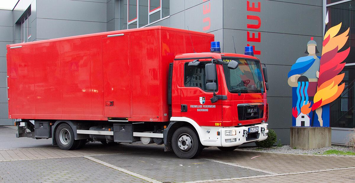 GW-T: Gerätewagen Transport