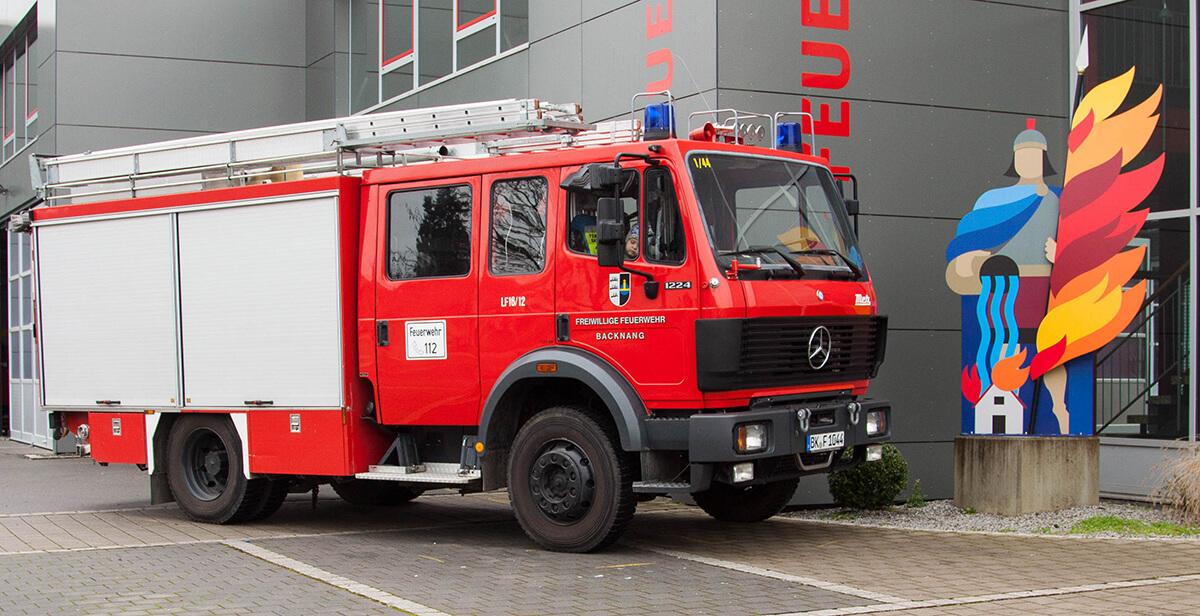 LF 16/12: Löschgruppenfahrzeug
