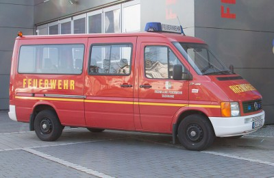 MTW 1: Mannschaftstransportwagen