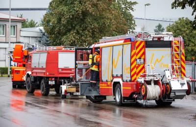Einsatz 2015-083: Großbrand ECO-Druck