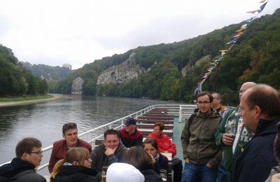 Abteilung Schöntal: Familienausflug Regensburg 2015