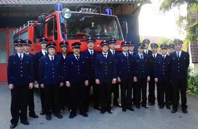 Abteilung Steinbach: 2012