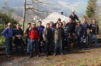 Abteilung Schöntal: Ausflug nach Steibis
