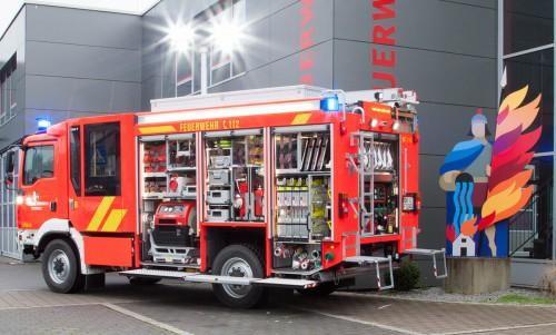 LF 20 KatS: Löschgruppenfahrzeug 20/10 Katastrophenschutz