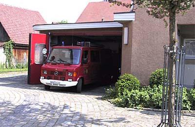 Feuerwehrhaus Heiningen