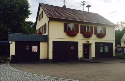 Feuerwehrhaus Maubach
