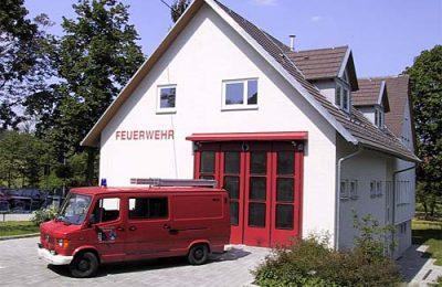 Feuerwehrhaus Strümpfelbach