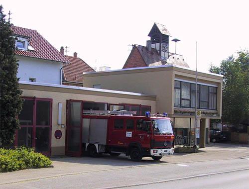 Feuerwehrhaus Waldrems