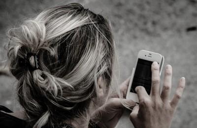 Symbolbild Notruf-SMS